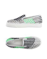 Giuseppe Zanotti | White Low-tops & Sneakers for Men | Lyst