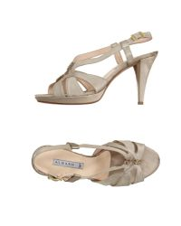 Albano - Natural Sandals - Lyst