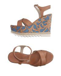 Agl Attilio Giusti Leombruni | Multicolor Sandals | Lyst