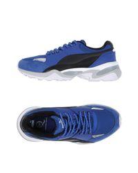 Alexander McQueen X Puma - Blue Low-tops & Sneakers - Lyst