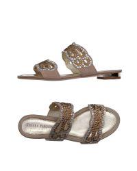 Chiara Pasquini - Multicolor Sandals - Lyst