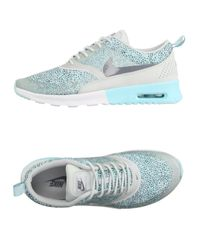 Nike - Blue Low-tops & Sneakers - Lyst