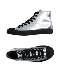 Frankie Morello   Metallic High-tops & Sneakers for Men   Lyst