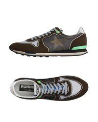 Golden Goose Deluxe Brand | Green Low-tops & Sneakers | Lyst