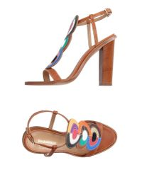 DSquared² | Brown Sandals | Lyst