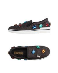 Moschino   Brown Low-tops & Sneakers for Men   Lyst
