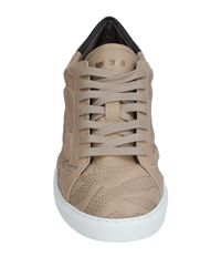 Just Cavalli - Natural Low-tops & Sneakers for Men - Lyst
