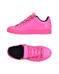 Balenciaga | Pink Low-tops & Sneakers | Lyst