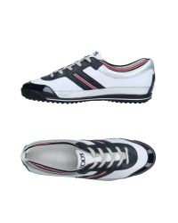 Tod's - White Low-tops & Sneakers - Lyst