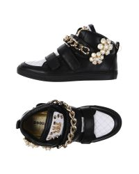 DSquared² - Black High-tops & Sneakers - Lyst