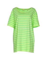 Scotch & Soda | Green T-shirt | Lyst