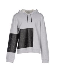 Balenciaga - Gray Sweatshirt for Men - Lyst