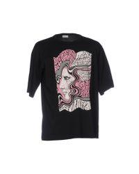 Dries Van Noten - Black T-shirt for Men - Lyst