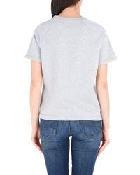 Tommy Hilfiger | Gray Sweatshirt | Lyst