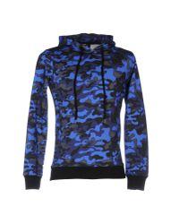 Markus Lupfer | Blue Sweatshirt for Men | Lyst