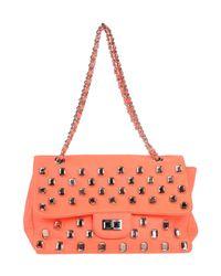 Mia Bag - Orange Handbag - Lyst