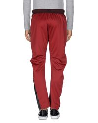 Roberto Cavalli - Red Casual Trouser for Men - Lyst
