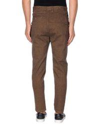 Berna - Brown Casual Pants for Men - Lyst