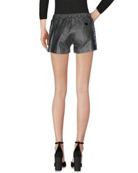 Philipp Plein - Gray Shorts - Lyst