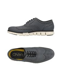 Cole Haan - Gray Low-tops & Sneakers for Men - Lyst