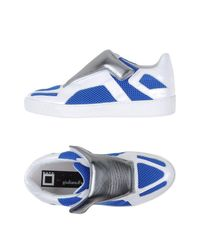 Giuliano Fujiwara - Blue Low-tops & Sneakers for Men - Lyst