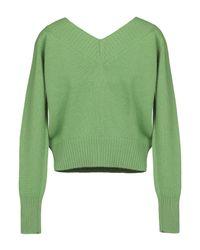 Lamberto Losani - Green Sweater - Lyst