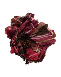 Jucca - Red Brooch - Lyst