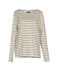 Petit Bateau - Multicolor T-shirt - Lyst