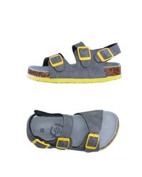 Colors Of California - Gray Sandals for Men - Lyst