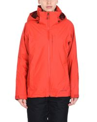 Patagonia - Red Jacket - Lyst
