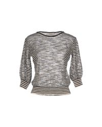 Ivories | Black Sweater | Lyst