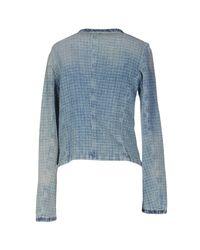 Gas Blue Jacket