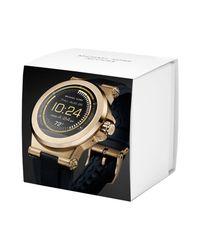 Michael Kors - Metallic Smartwatch for Men - Lyst