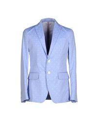 DSquared² - Purple Blazers for Men - Lyst