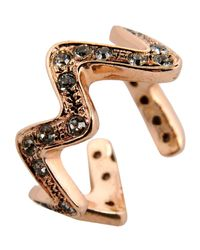 Ca&Lou - Pink Ring - Lyst