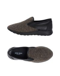 Antony Morato - Black Low-tops & Sneakers for Men - Lyst