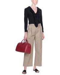 Anya Hindmarch Red Handbag