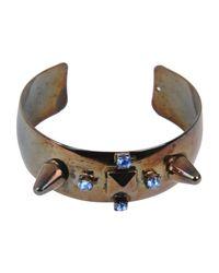 Liu Jo - Metallic Bracelet - Lyst