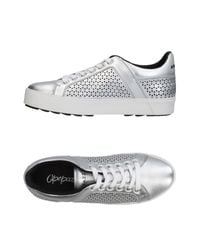 Apepazza - Metallic Low-tops & Sneakers - Lyst