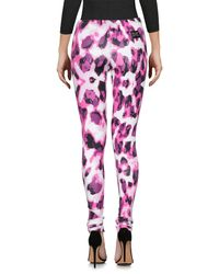 Philipp Plein Multicolor Leggings