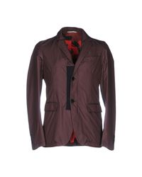 Valentino - Purple Blazer for Men - Lyst