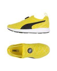 PUMA - Brown Low-tops & Sneakers for Men - Lyst