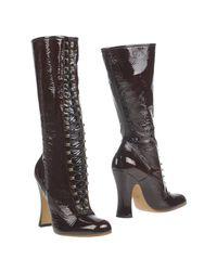 Vivienne Westwood - Multicolor Boots - Lyst