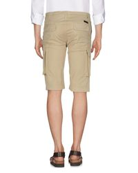 Brian Dales - Natural Bermuda Shorts for Men - Lyst