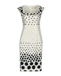 Roberta Scarpa - White Short Dress - Lyst