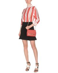 Love Moschino - Red Cross-body Bag - Lyst