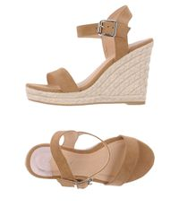 ONLY - Natural Espadrilles - Lyst