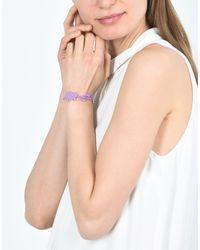 Cruciani - Purple Bracelet - Lyst