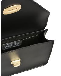 Parentesi - Black Handbag - Lyst