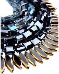 NIGHTMARKET.IT - Blue Necklace - Lyst